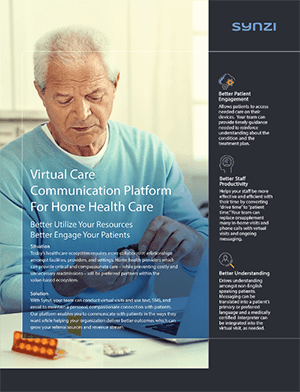 Solutions Overview for Home Health Care