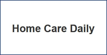 Home Care Daily Logo