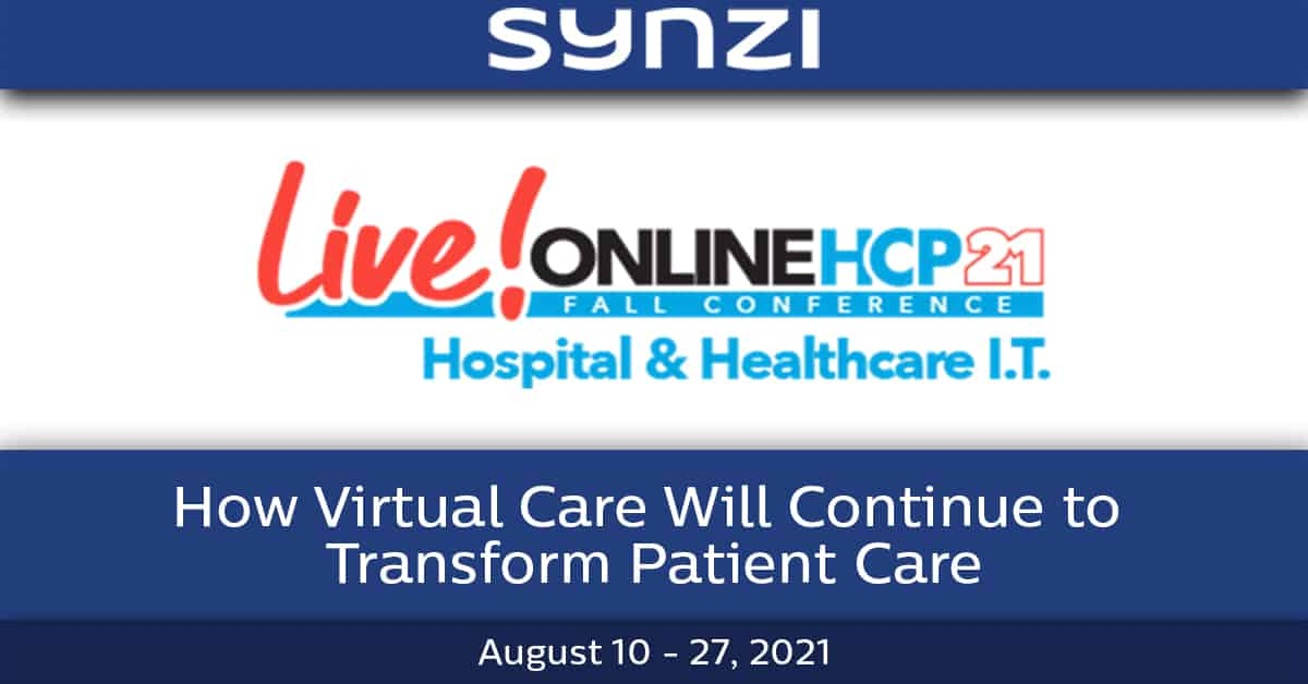 How Virtual Care Will Continue to Transform Patient Care v1