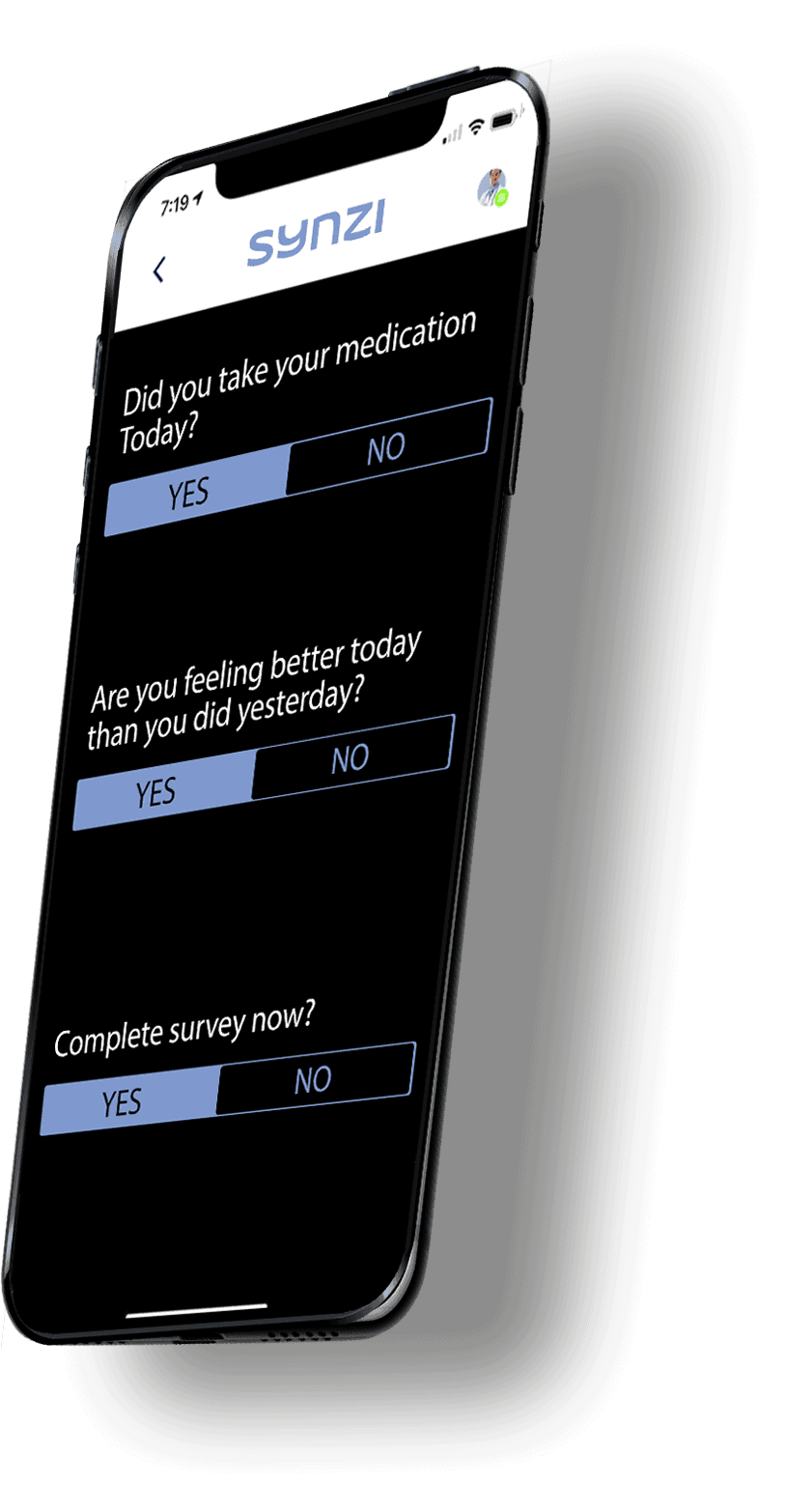 Assessments Phone with Shadow copy
