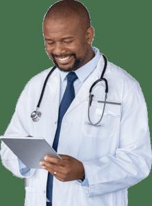 Black Doctor no bg copy flipped